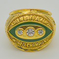 1967 Green Bay Packers Super Bowl II World Replica Championship Rings size 11 as festival's gift