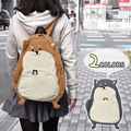 Japanese Style 2 Color Shiba Inu Backpack Women Girl Student Kids Bag Shoolbag Cute Gift