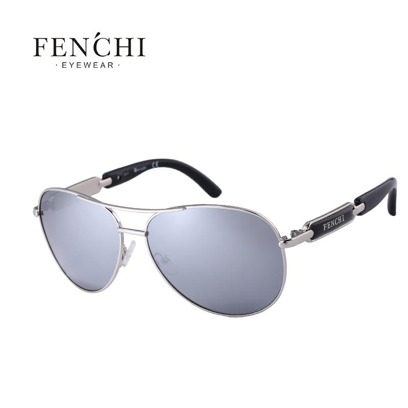 FENCHI Polarized Sunglasses Women Vintage Brand Glasses Driving Pilot Pink Mirror sunglasses Men ladies oculos de sol feminino 8