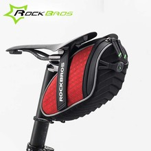 Rockbros Bike Saddle Bag Rainproof MTB Road Mountain Bicycle Seat Bag Pouch Accessories Cycling Bag Accesorios Bicicleta