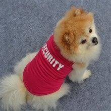 Fashion Summer Cute Dog Clothes