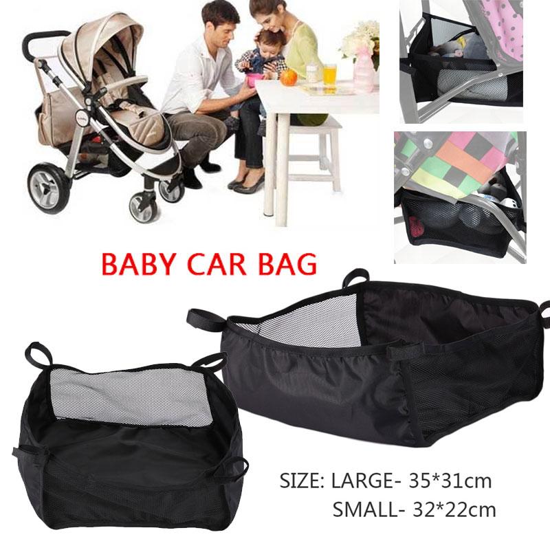 1 Pcbaby Kinderwagen Korb Neugeborenen Kinderwagen Korb Infant Kinderwagen Korb Kinderwagen Buggy Kreative Windel Nützlich 2 Größe Lagerung Tragbare Angenehm Zu Schmecken