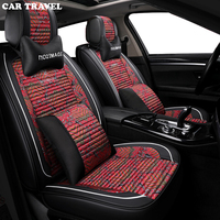 CAR TRAVEL car seat cover for mercedes w124 w203 w204 w163 w245 w211 w123 c180 accessories cover for vehicle seat