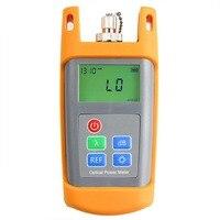 Portable Optical Multimeter 70~+10dBm Handheld Fiber Optical Power Meter Measurement Tools