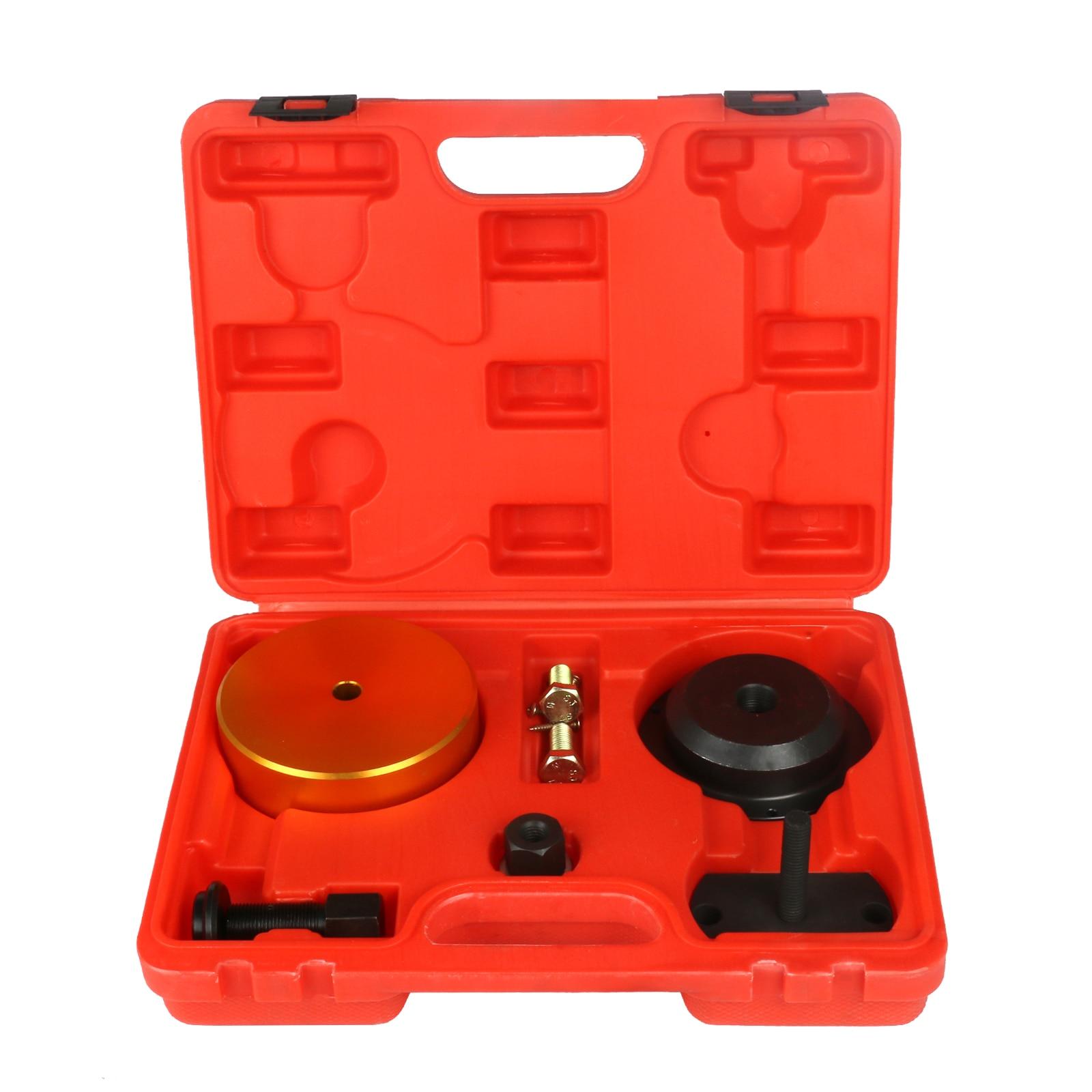 Kit de retrait/Installation de joint d'huile de vilebrequin TULANAUTO BMW pour moteurs N42 N46 N52 N53 N54 N45