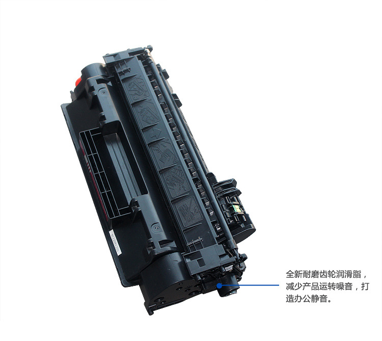 Free shipping  For HP 7553X Q7553X 7553 X 7553X 53X Compatible Laser Toner Cartridge for HP LaserJet P2014/P2015/M2727 printer