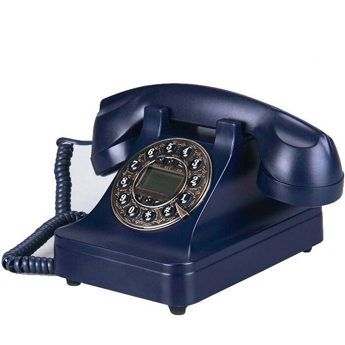 Landline Telephone For Home Office Hotel Telefon Desk