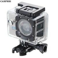 CARPRIE Wodoodporna 4 K Wifi HD 1080 P Ultra Sport Action Camera DVR Web Cam Kamera Obsługuje Wiele Nagrywania Wideo kamera