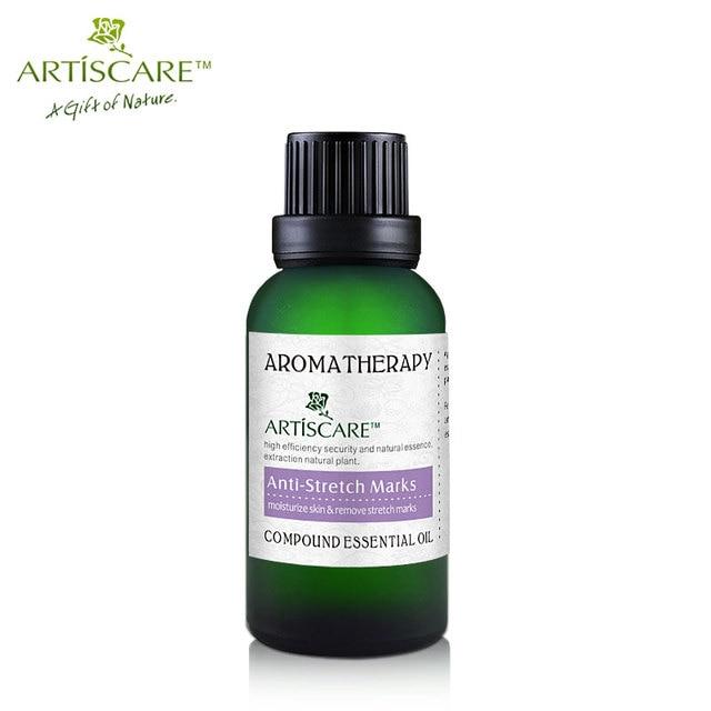 Artiscare анти растяжки эфирное масло беременность ремонта, Уход за кожей, Ослаблять шрам ожирение анти-шрамы анти-морщины