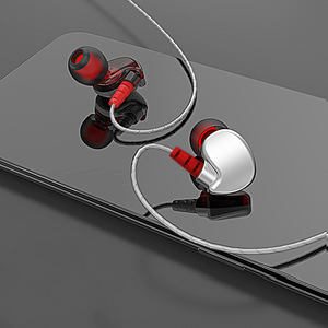 Image 3 - 3.5mm audio Earphone Sport Headset with Mic Earbuds for Samsung Xiaomi huawei mobile Phone microphone call and music Headphone