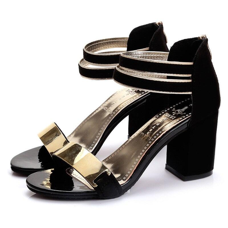 Women Sandals Heels Summer Shoes Gladiator Sandals Women ...