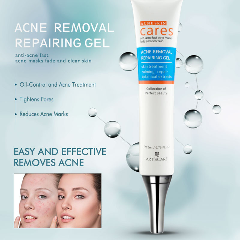 ARTISCARE Acne Removal Repairing Gel Acne Scar Remover Skin