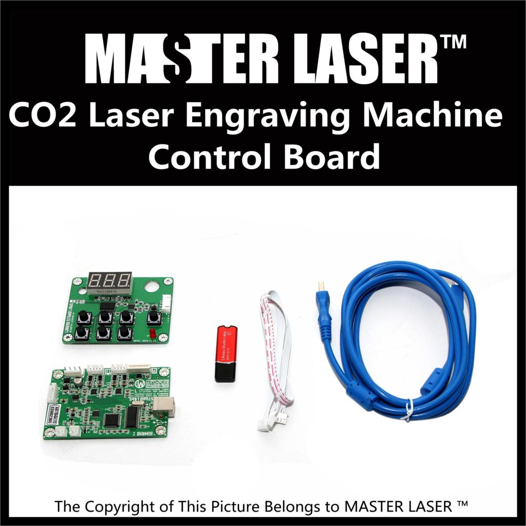 2015 Latest Laser Engraving Machine Control Board M2Nano Laser Cutting Card Mainboard Laser Machine