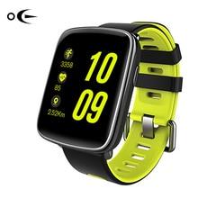 Buy online GV68 Sport Bluetooth Smart Watch in MTK2502 Messaggio Chiamata di Promemoria Telecomando Camera Smartwatch IP68 Impermeabile per