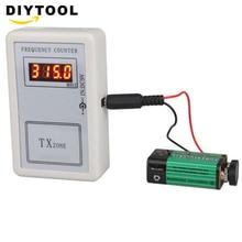 Дистанционное управление беспроводной счетчик частоты для автомобиля авто ключ дистанционного управления детектор частотомер кабель питания