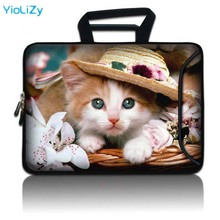 Persian cat print Laptop pouch Notebook briefcase sleeve 9.7 12 13.3 14 15 15.6 17.3 protective Tablet case cover SBP-5786