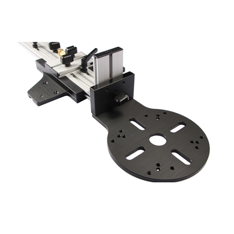 Engraving Machine Guide Rail Linear Slide Circular Saw Orbital For Engraving Straight And Round DIY Woodworking Accessories Tool