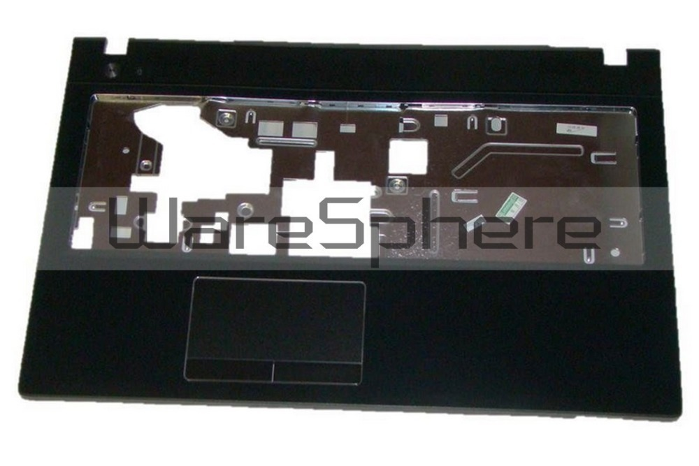 NEW Laptop TOP C COVER Palmrest Upper Case W/ Touchpad for for Lenovo G500 G505 G510 G590 G500-20236 Notebook AM0Y0000600 Black gzeele new for lenovo g500 g505 g510 g590 laptop case back cover base bottom case back cover door black ap0y0000c00 e cover