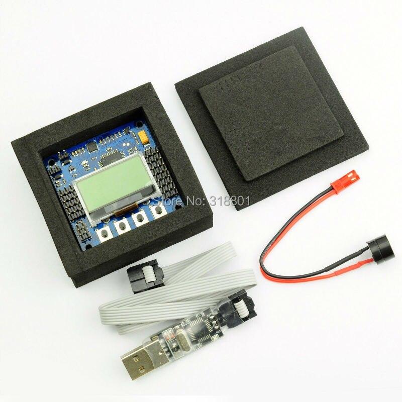 купить KK2.15 Multi-rotor LCD Flight Control w/ Foam Case and USB Fireware Programmer for  multi-rotor недорого