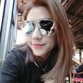 Viento mezcla de Moda Las Gafas de Sol Clásico Diseñador de la Marca de Doble Vigas De Recubrimiento Espejo Lente Plana Summer Shades UV400
