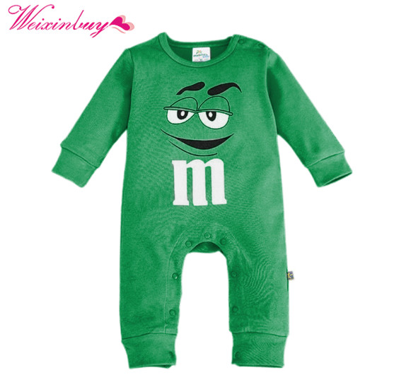 Toddler Infant Newborn Baby Boy Girl Romper Jumpsuit Clothes Outfits цена