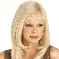 Blond 613 Womens Toupee Clip Top Hairpieces Mono Wigs Curly Brazilian Hair Good Quality Hot Selling