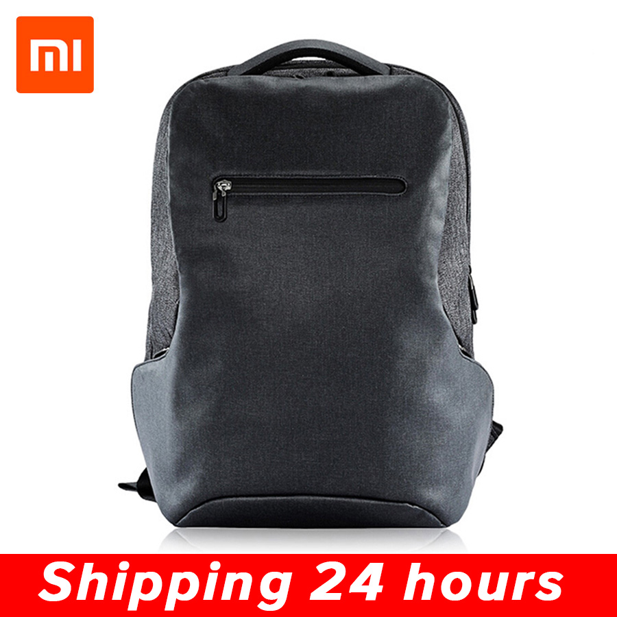 Original Xiaomi Travel Business Water resistant Backpack 26L Large Capacity 15 6 inch Laptop Bag For