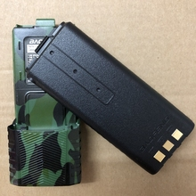 Pil BF UV 5R walkie talkie 3800mAh 1800mAh Baofeng pil şarj cihazı kablo USB kablosu BF F8 uv 5r uv5r uv 5re uv 5ra baofen