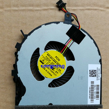 For HP Envy 15-AE M6-AE M6-AE151DX 15T-AE 15T-AE000 series CPU Cooling Fan 812682-001 фото