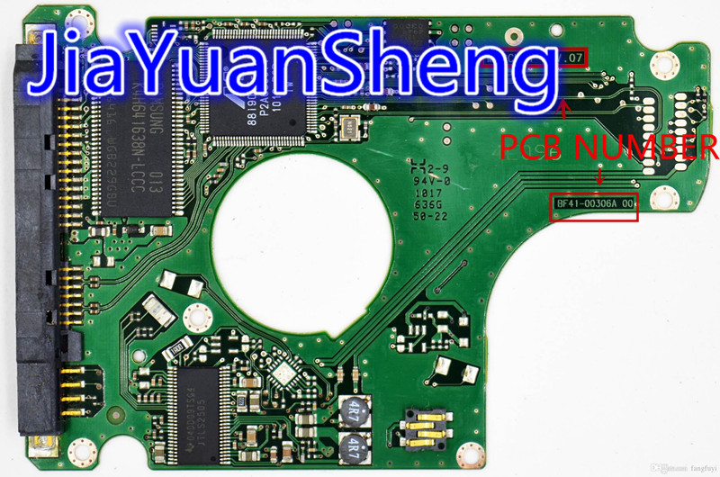 100710248 REV B//C Seagate PCB Circuit Board Hard Drive Logic Controller Board