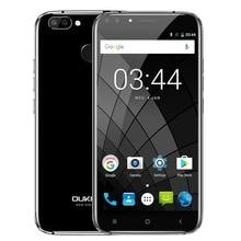 "Оригинальный Oukitel U22 Android 7.0 смартфон 2 ГБ Оперативная память + 16 ГБ Встроенная память 2700 мАч MTK6580A 4 ядра 5.5 ""отпечатков пальцев 4 камеры смартфона"