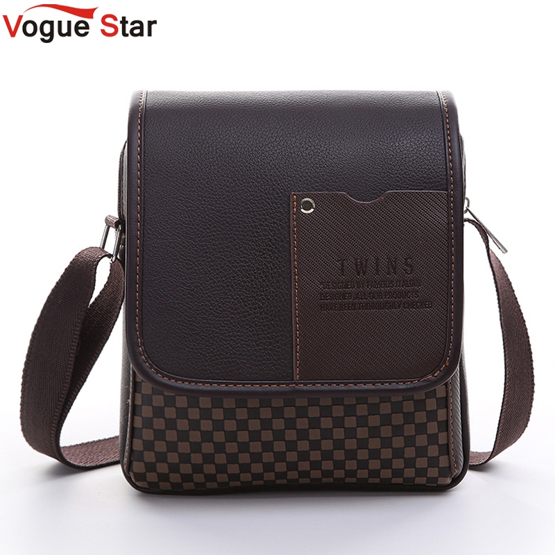 Vogue Star 2017 New hot sale PU Leather Men Bag Fashion Men Messenger Bag small Business crossbody shoulder Bags YK40-449 high quality 2015 new hot sale genuine cowhide leather men bag fashion men messenger bag small business crossbody shoulder bags