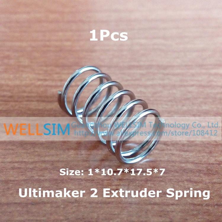 1Pcs UM2 Ultimaker 2 Extruder Spring