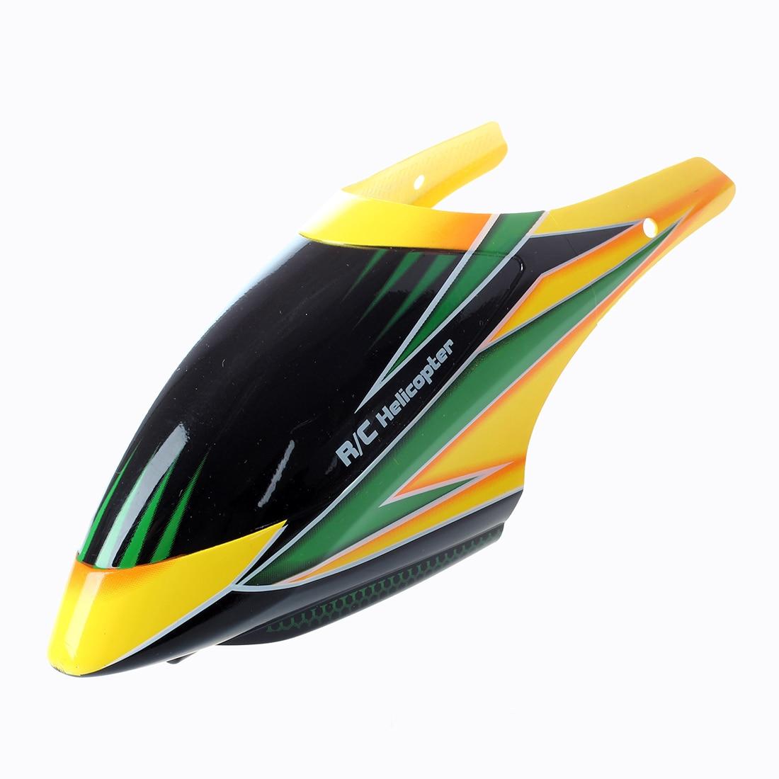 MACH Jaune, vert, noir maximisée V912-23 tête shell