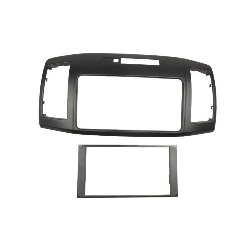 Para Toyota allion 240 doble DIN fascia Radios DVD estéreo panel ...