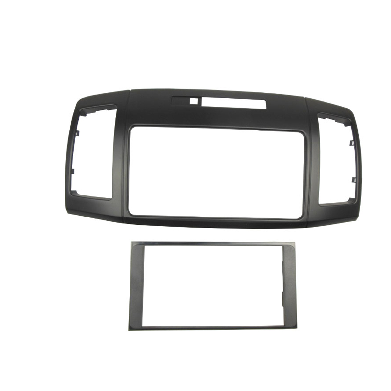 for Toyota Allion 240 Double Din fascia Radio DVD Stereo Panel Dash Mounting Installation Trim Kit Face Frame Bezel