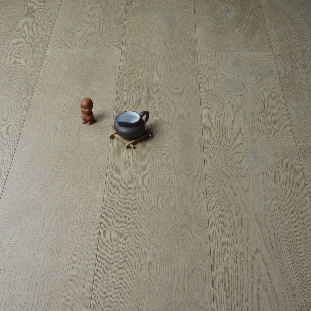 TWO PIECES Engineered Wood Flooring Small Piece As SAMPLE