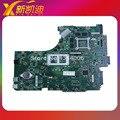 Para asus n53sv n53sm n53sn madre original del ordenador portátil (mainboard) nvidia gt540m y 2 ranuras de memoria ram rev 2.0 1 gb envío gratis