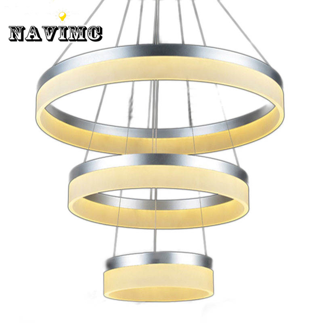 outdoor pendant lighting fixtures hanging new modern led ring pendant light arcylic circle lamp fixture suspension outdoor lights