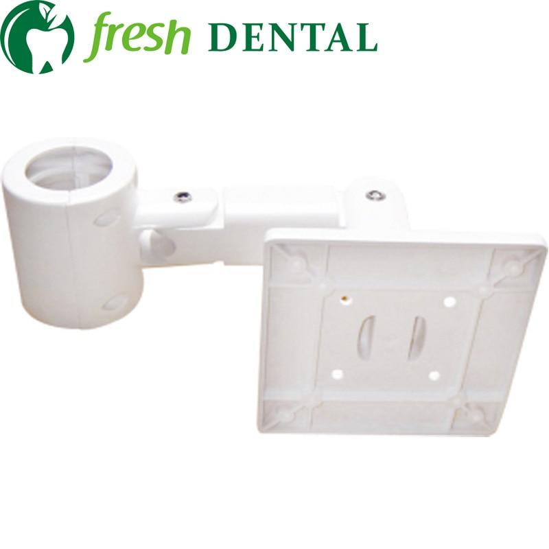Dental Chair unit plastic LCD Holder Monitor Holder Mount Arm for intraoral camera dental frame dental chair post 45mm SL1019 dental monitor holder endoscope frame