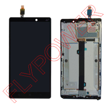 For Lenovo Vibe Z2 pro k920 lcd screen display with digitizer touch screen + Frame Assembly 4G Version; 100% Warranty