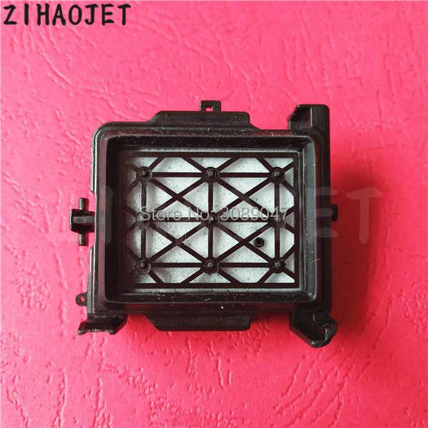 Kualitas tinggi Eco pelarut printer dx7 dx5 Mimaki cap top untuk Xuli Allwin Sunika Mutoh inkjet printer capping lembar impor karet