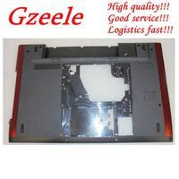 GZEELE NEW Bottom Base FOR Dell Vostro 3700 V3700 Laptop Lower Base Case Cover Housing Assembly Red 5YWDG 05YWDG