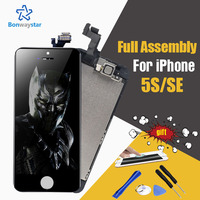 Full Assembly LCD Screen For Apple IPhone 5s SE Display Phone Parts Digitizer LCD Kits 4