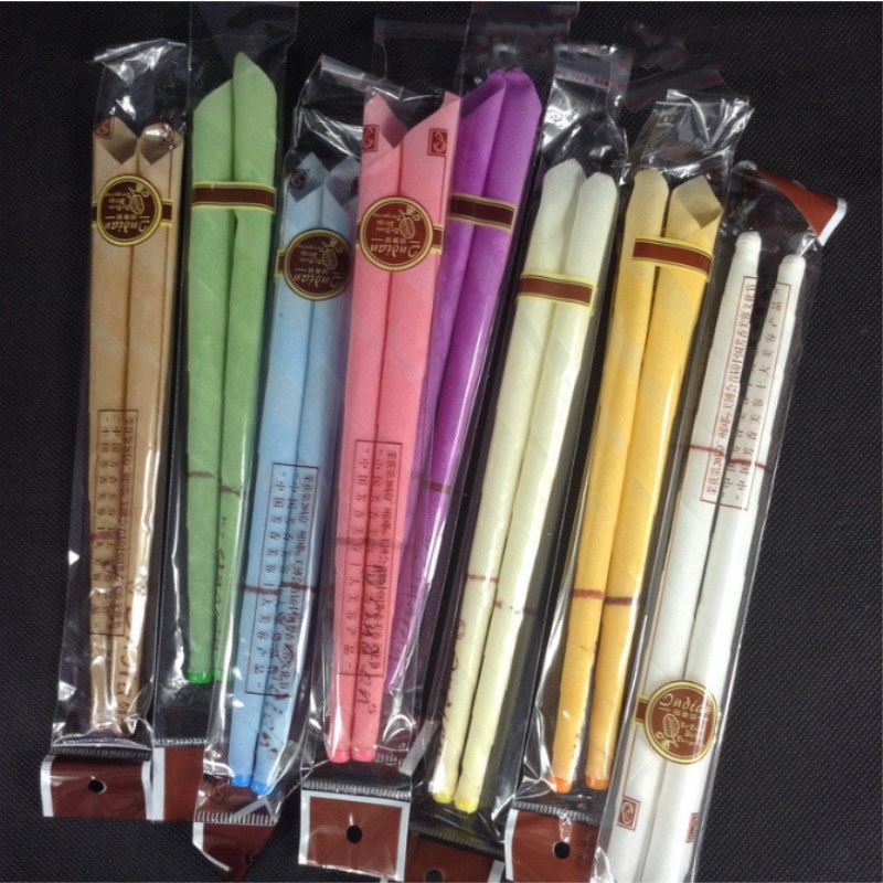 50 Pcs/Set Ear Cleaner Wax Removal Ear Candles Treatment Care Straight or Cone 8 colors Indiana Therapy Fragrance Candling
