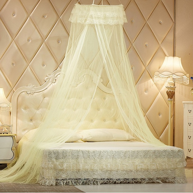 US $18.58 |Anti Fly Mosquito Nets For Adult Beds Tent Bedding Mesh Lace  Curtains Canopy Princess Pink Bed Canopy Netting Tent Girls Bedroom-in ...