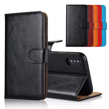 Coque For ASUS ZenFone 4 Max ZC520KL ZC520 KL ZC 520KL Case cover Kickstand flip leather Wallet case With Card Pocket image