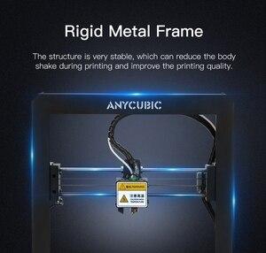 Image 5 - ANYCUBIC 3D מדפסת I3 מגה Impresora 3D ערכת מלא מתכת מסגרת גדול הדפסה בתוספת גודל מגע מסך 3D דרוקר מדפסות