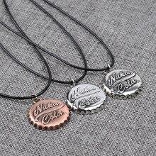 2016 new arrival Nuka cola pendant necklace