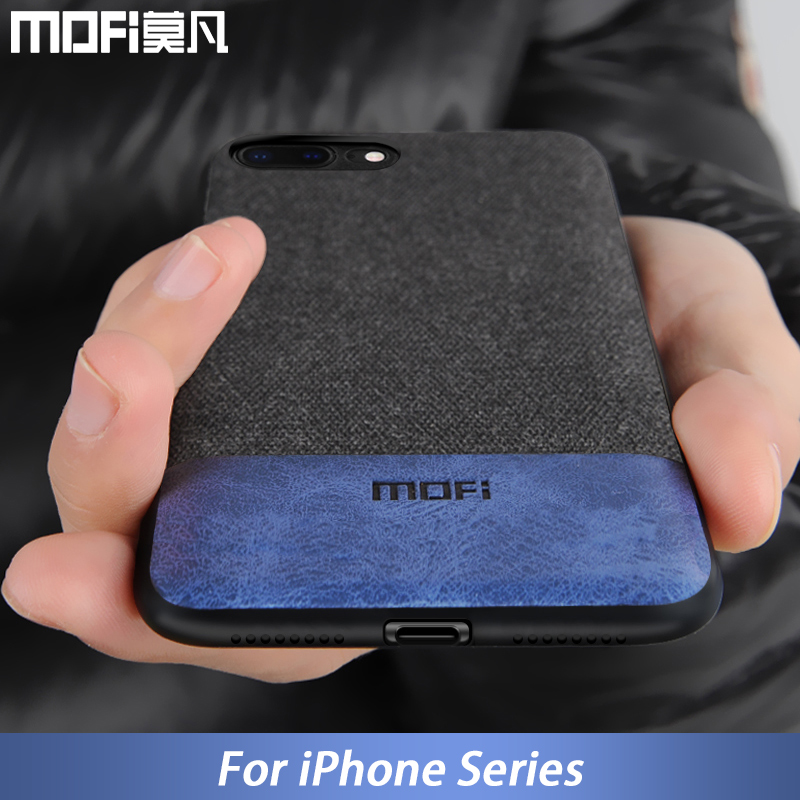 6 plus case for iphone7 case cover shockproof 6p/7p/8 business back cover for iphone 8 plus case capas for iphone 7 cases cover